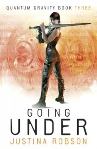 Going Under in its UK cover